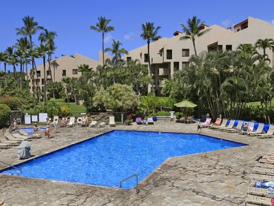 Photo for Kamaole Sands #7-305 1Bd/2Ba, Inner Court, Large Lanai, Near Beach, Sleeps 4