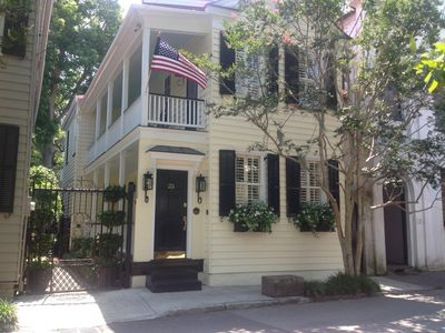 Photo for 2 Bedroom  in Heart of Downtown Savannah walk to Forsyth Park