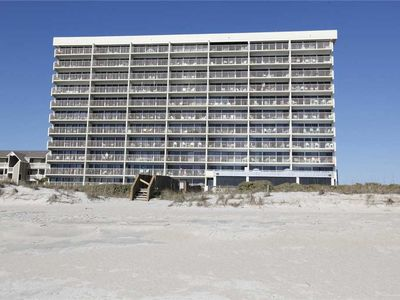 Photo for Pelican Watch 302: 2 BR / 2 BA condo in Carolina Beach, Sleeps 6
