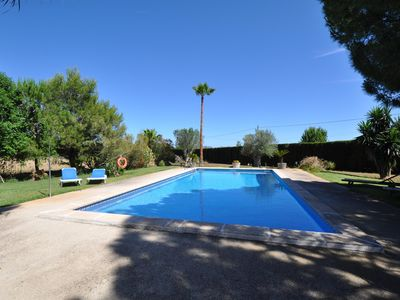 Photo for Son Obra Nou - Villa for 6 people in Porreras