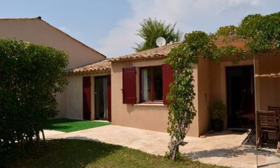 Photo for La Farigoule - Charming cottage 6 people with terrace and garden