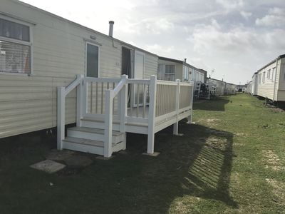 Photo for Rye Harbour Caravan, close to Rye