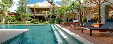 Photo for Unlock Lower Rate 7BR villa by the beach, Seminyak