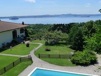 Lovely house with great views near lake Bolsena