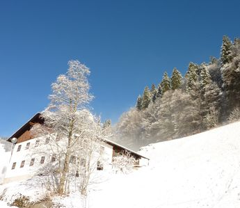 Photo for Complete farmhouse in Bergdorf, Tyrol, Zugspitz Arena, Berwang, ski area