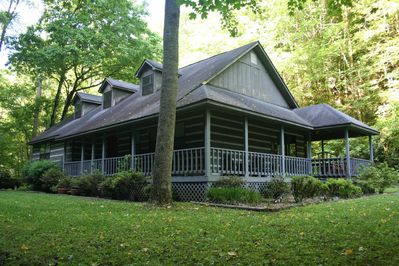 The Anglers Hideaway Cabin