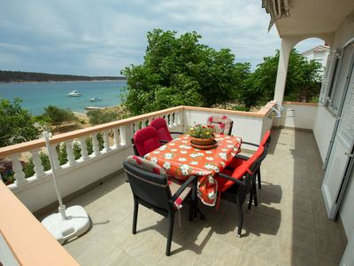 Photo for Apartment Frane  A2(6+1)   - Barbat, Island Rab, Croatia
