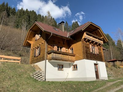 Photo for Quiet holiday home in the beautiful Carinthian Alps