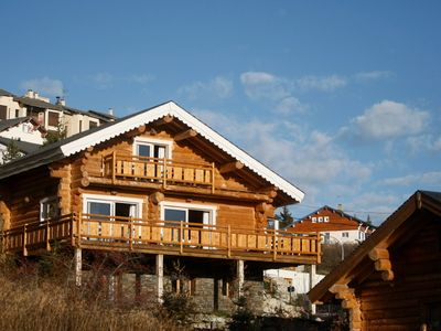 Photo for NORDIC LUXURY CHALET with SAUNA and BALNEO