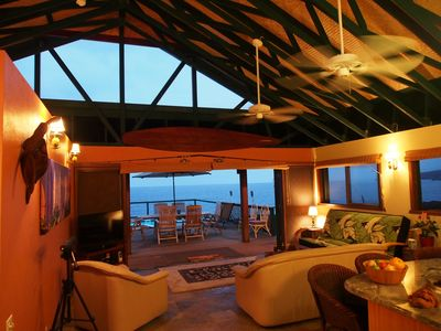 Photo for Private, ocean front home with private pool,  Amazing place!
