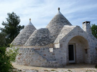 """Photo for """"Malvarosa"""": an ancient trullo renovated with the most modern technologies"""
