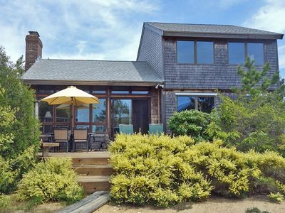 Photo for Contemporary, Multi-Level Wellfleet Home