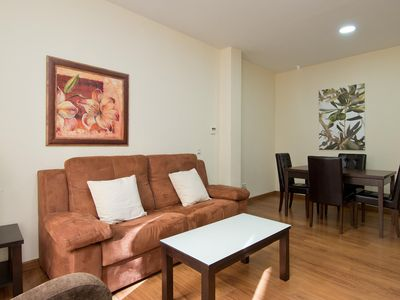 Photo for Jardines 2A apartment in Sol with WiFi, integrated air conditioning, balcony & lift.