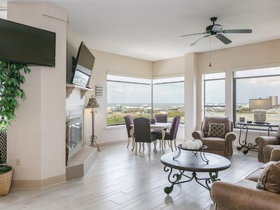 Photo for HAVE A BALL with Kaiser in Compass Point #801: 4 BR/5 BA Condo in Gulf Shores Sleeps 14