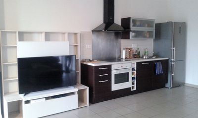 Photo for Beautiful and comfortable apartment for 4 people near the sea