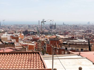 Photo for Amazing views of BCN, close to Park Güell