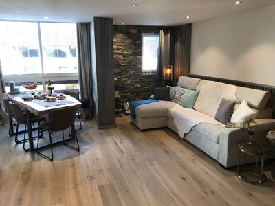 Photo for Val Thorens - Superb Duplex Luxury 4 GOLD Flakes -50m2- 4pers
