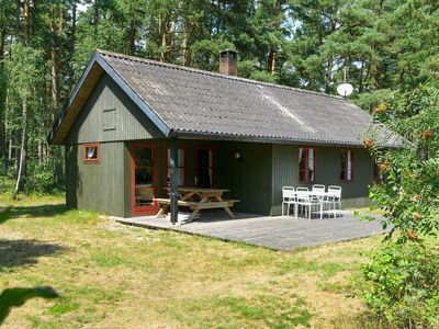Photo for Cozy holiday home in Aakirkeby with Sandy Beach Nearby