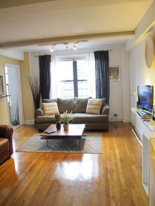 Photo for BEST DEAL!!  Cozy and Lovely Furnished Midtown Flat