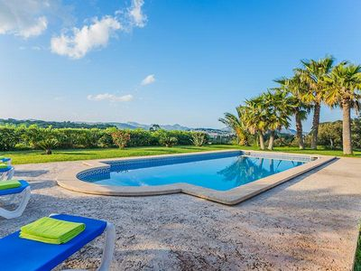 Photo for 3 bedrooms, 2 bathrooms, terrace, swimming pool, barbecue