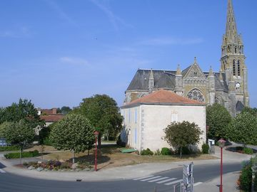 Sainte-Cécile, Vendée, France