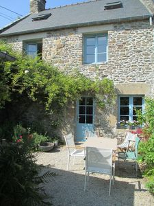 Photo for Charming and comfortable character house by the River Rance