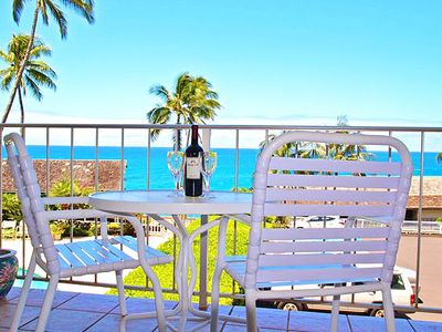 Photo for Sunset Kahili 207: Ocean View Condo in Poipu