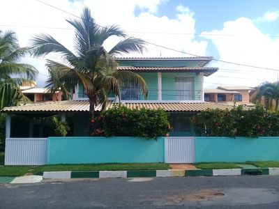 Photo for House 100 meters from the beach, total security and comfort.