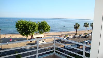 Photo for Golfe Juan F2 nine WATERFRONT