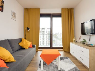 Photo for Wola Business Bright Apartment