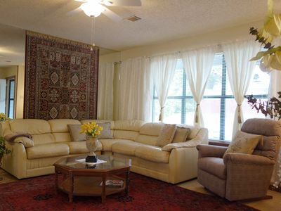 Photo for Charming Home, 3 Min.  From Race Track, 8 Min From Historic District