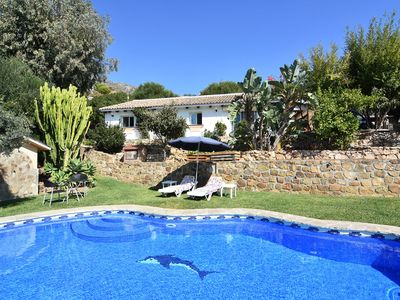 Photo for A stunning private villa in Valtocado, Mijas