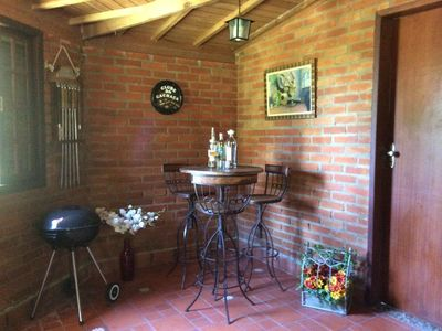 Photo for Beautiful house, with the cold of the mountains, from Visconde de Mauá
