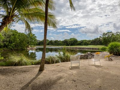 Photo for 2/2 Ocean Reef Club Home with Large Private Pool on Golf Course lake