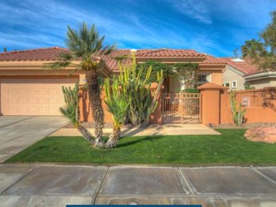 Photo for Treat Yourself. Sun City Palm Desert 55 + . 1647 Sq Ft Golf Course And Pool