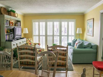 Photo for Golden Isles Spacious and Oceanfront Condo Great for Small Families! Pool, Beach Access