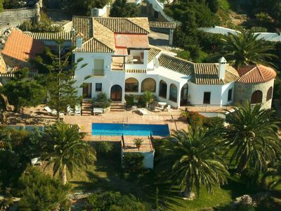 Photo for #Las Rocas - a grand villa with private pool, overlooking stunning beaches