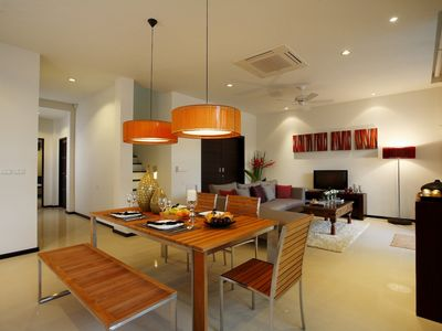 Photo for VD12 : Oxygen Bangtao Private Villas 2 Bedrooms