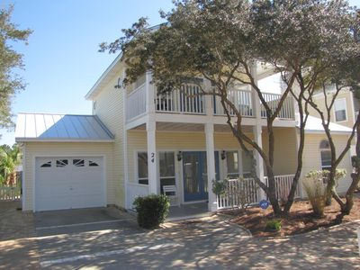 Photo for 30A-Relaxed cancellations–Cozy and comfy-pet friendly in Seagrove near Seaside