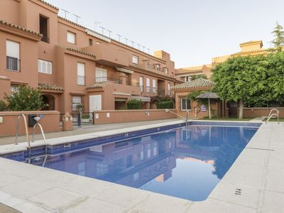 Photo for 2 bedroom Apartment, sleeps 6 in Almadraba with Pool