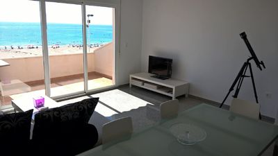 Photo for Apartment front line beach el campello