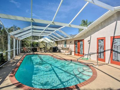 Photo for Luxury Southwest Cape Coral House w/ Heated Pool!