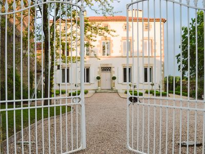 Photo for Vendee French Manor House