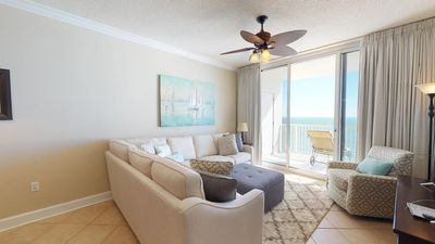 Photo for Enjoy the ULTIMATE Gulf Views from the 16th Floor Balcony!