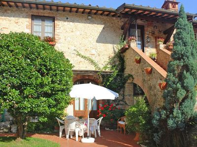Photo for holiday home Casa Frantoio II, Camaiore-Lombrici  in Versilia - 2 persons, 1 bedroom