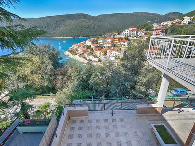 Photo for Holiday apartment Rabac for 4 - 5 persons with 2 bedrooms - Holiday apartment