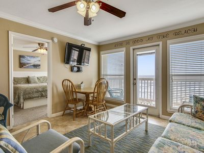 Direct Beachfront- Perfect for Morning Sunrise views- A Beachcombers Paradise (1210)