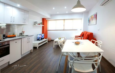 Photo for Modern Colorful Apartments in the Heart of Alicante