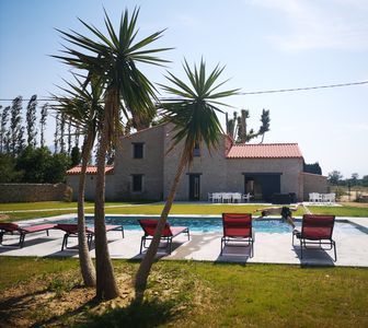 Photo for Large quiet house with pool near sea