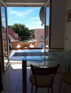 Photo for Sunny apartment to 6Pers. with roof terrace and car parking space